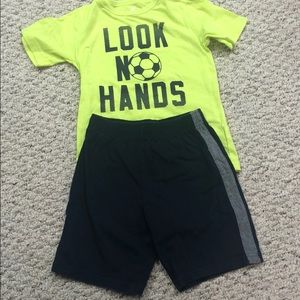 Soccer ⚽️ outfit